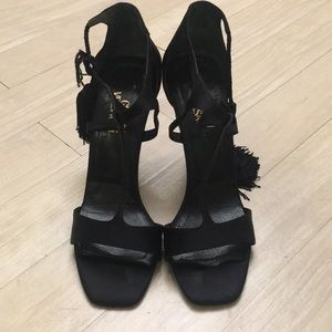 Genuine Versace heels - good used condition